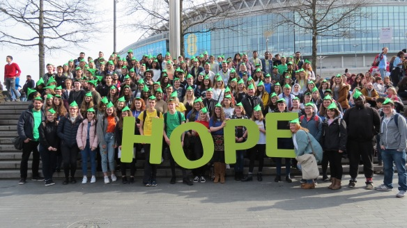 NOTTINGHAM YOUNG PEOPLE OF HOPE